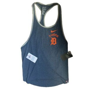 NEW Nike Detroit Tigers Racerback Tank Size Medium